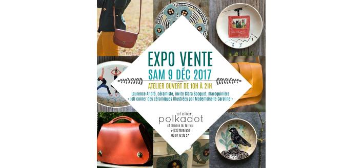 Expo Vente de Noel – 9 décembre 2017 – Manigod