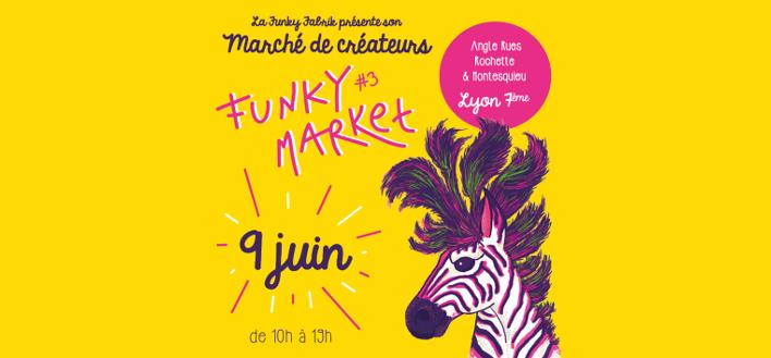 Funky Market – 8 juin 2019 – LYON